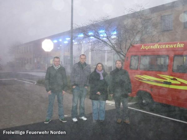 Besichtigung VW-Werk, 14.11.2011