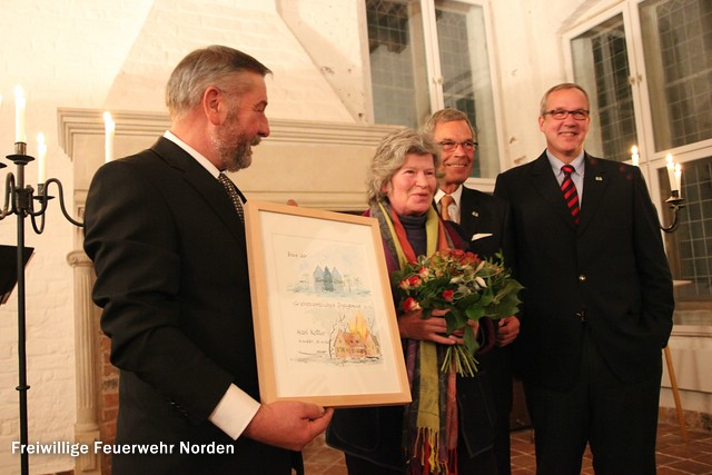 Stiftungspreis, 15.11.2012