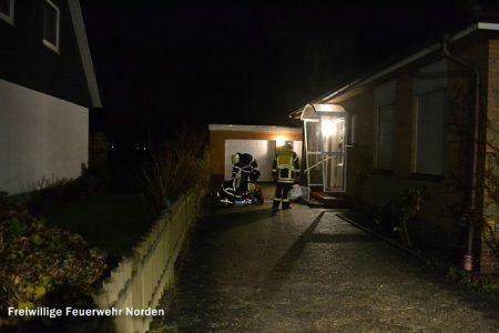 Entstehungsbrand durch Heizdecke, 28.11.2013