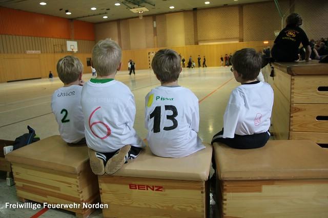 1. Kinderfeuerwehrtag, 30.11.2013