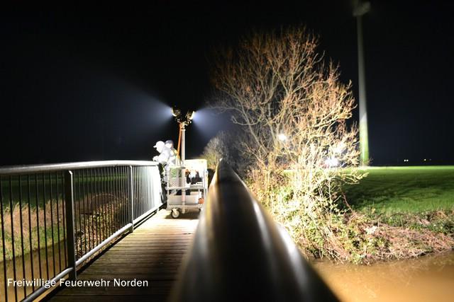 Personensuche in Lütetsburg, 10.11.2014