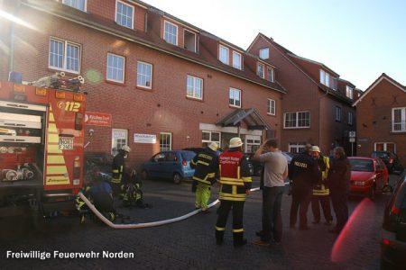 Wohnungsbrand, 24.10.2013