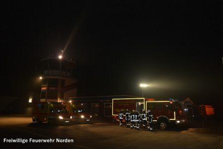Hubschrauberlandung, 10.10.2015