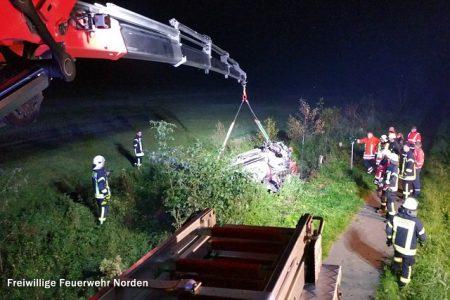 Schwerer Verkehrsunfall, 05.10.2015