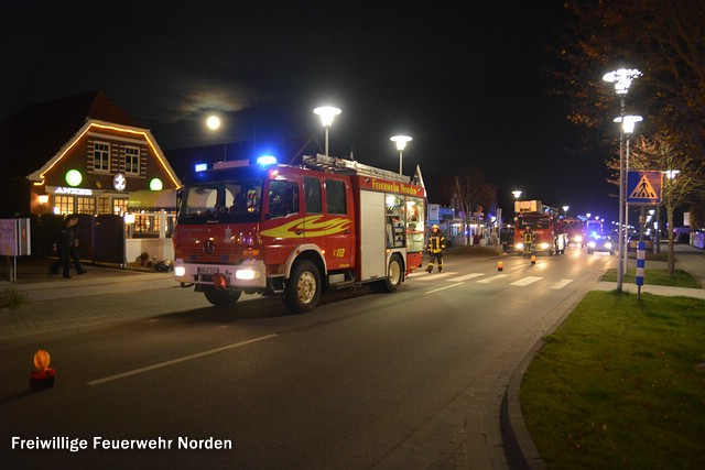 Wohnungsbrand, 26.10.2015