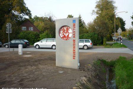 Einweihung Feuerwehrhaus Haxtum, 24.09.2011